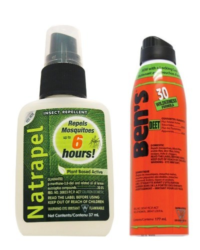 Choosing the right bug repellent for your family can be a daunting task. To help simplify your decision, Tender Corporation offers products for all skin types and outdoor activities. (CNW Group/Tender Corp)