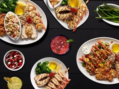 Red Lobster is kicking off the summer with the return of its Lobster & Shrimp Summerfest featuring six limited-time dishes.