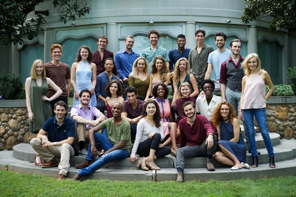 The Class of 2017 at the top-five ranked University of North Carolina School of the Arts School of Drama