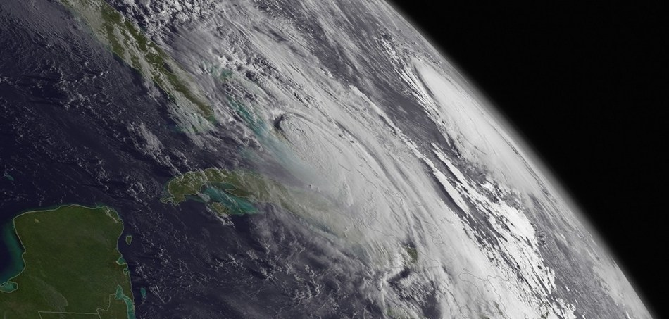 Hurricane Matthew was the only Atlantic hurricane to make U.S. landfall in 2016.  The remnants of Matthew killed 34 U.S. residents and caused widespread damage from storm surge, powerful winds and heavy rain.  C Spire is mobilizing employees and network resources on the eve of the 2017 hurricane season. - photo courtesy NOAA