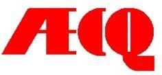 Logo : Association des Entrepreneurs en Construction du Québec (AECQ) (Groupe CNW/Association des Entrepreneurs en Construction du Québec (AECQ))