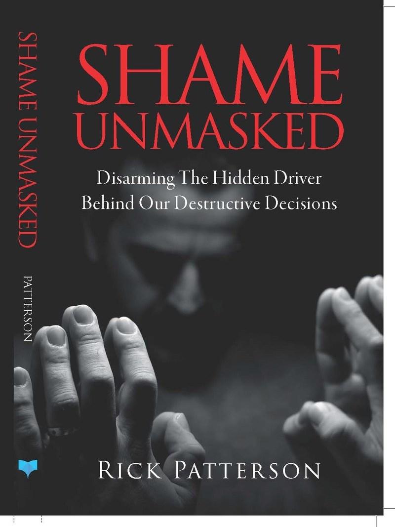 Shame Unmasked book cover