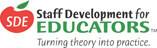 Staff Development for Educators logo