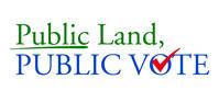 (PRNewsfoto/Public Land, Public Vote)
