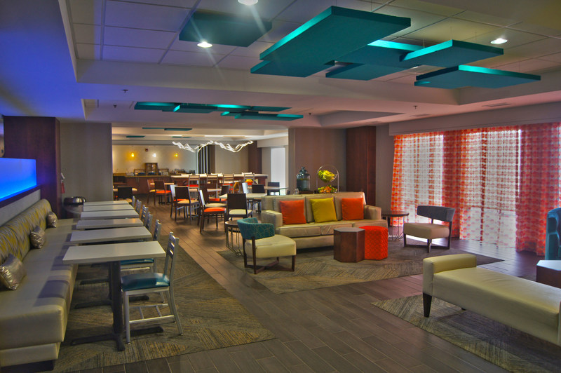 The remodel of both the interior and exterior of Best Western Plus-Cincinnati Riverfront Downtown includes the addition of 20 spacious two-room suites.
