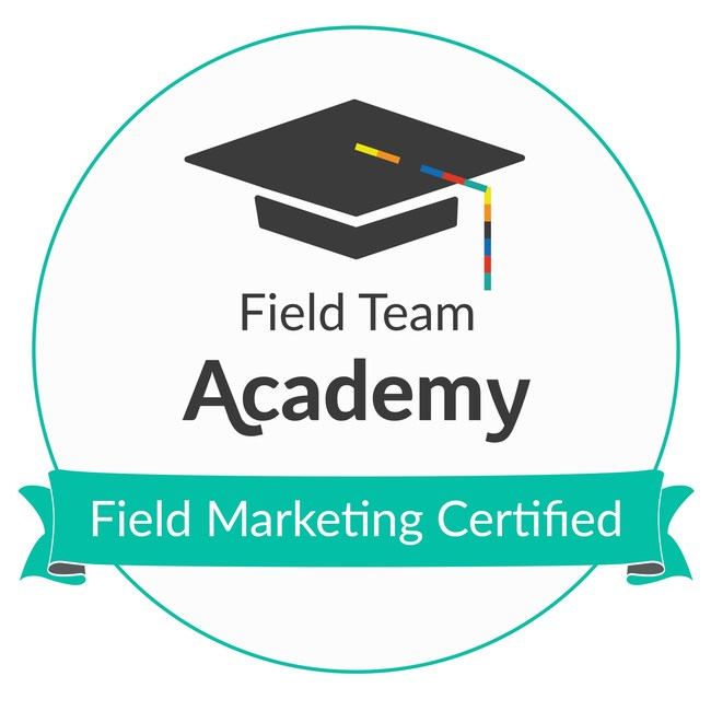 Certification Badge from Field Team Academy