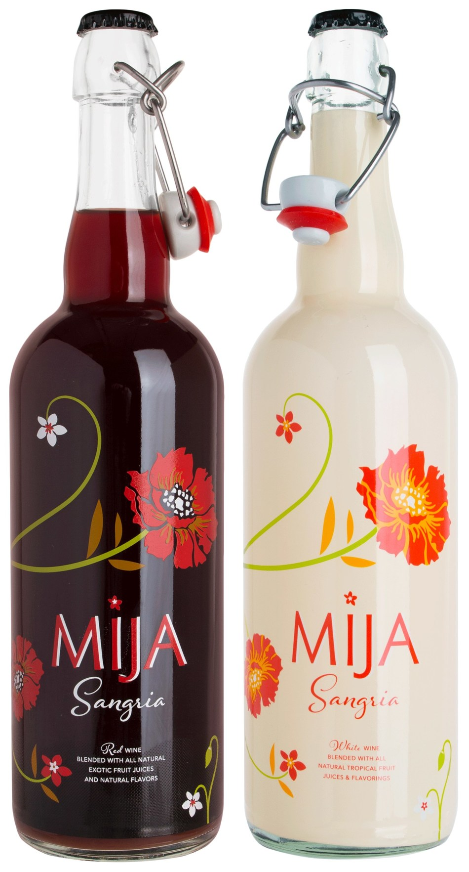 The Mija Sangria portfolio
