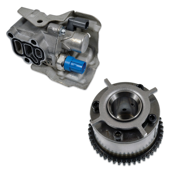 Standard's latest release of 94 parts includes another expansion to its aftermarket-leading line of variable valve timing components.