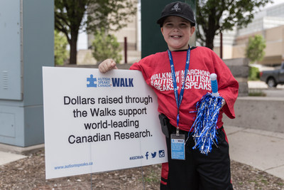 Walk with us on Sunday, June 4. (CNW Group/Autism Speaks Canada)