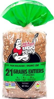Boulangeries Weston limitée fait équipe avec Méchant bon pain pour distribuer ses produits « du tonnerre » au Canada (Groupe CNW/Weston Bakeries Limited)