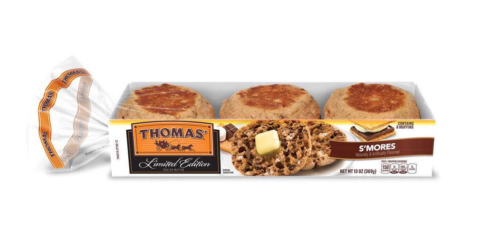 Thomas' S'mores English Muffins
