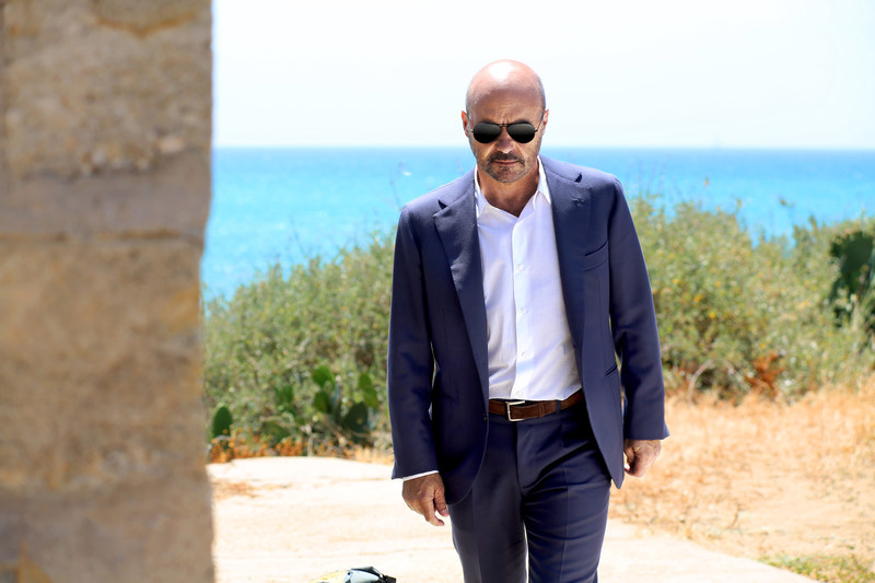 Luca Zingaretti stars in new installments of Detective Montalbano on MHz Choice.