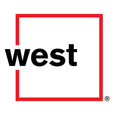West Corporation is a global provider of communication and network infrastructure services. West helps its clients more effectively communicate, collaborate and connect with their audiences through a diverse portfolio of solutions that include unified communications services, safety services, interactive services such as automated notifications, telecom services and specialized agent services. Call 1-800-841-9000 or visit www.west.com. (PRNewsfoto/West Corporation)