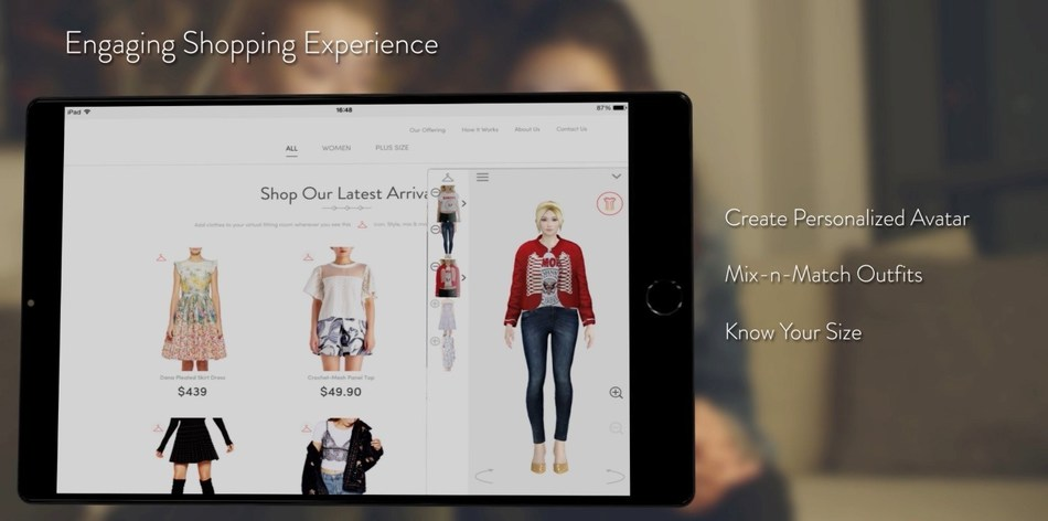Style.me, which was incubated by Nogle, is a virtual styling solution to enrich ecommerce platforms by delivering a new way for shoppers to try on clothes, create new looks and share on social media.
