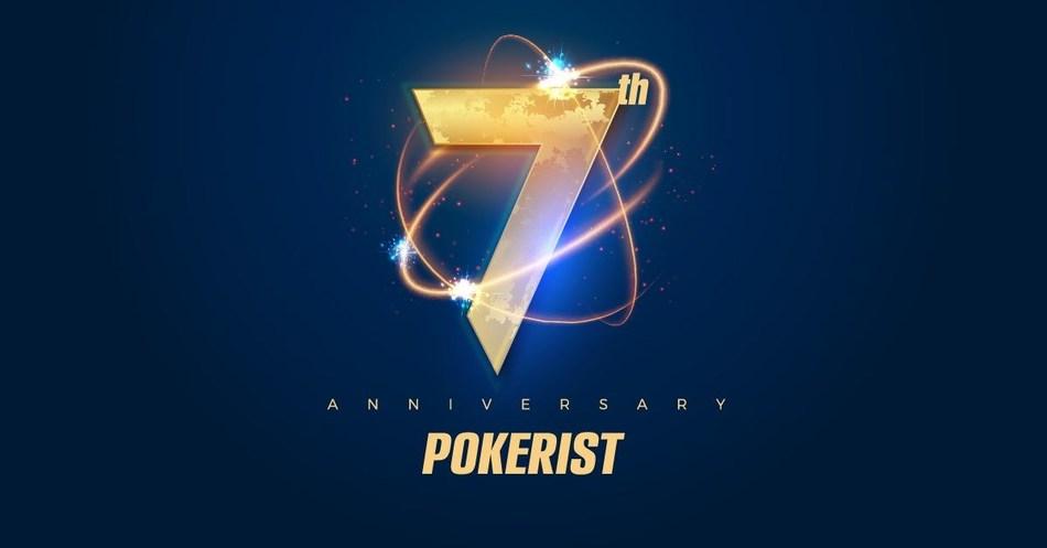 7th Anniversary Logo (PRNewsfoto/KamaGames)