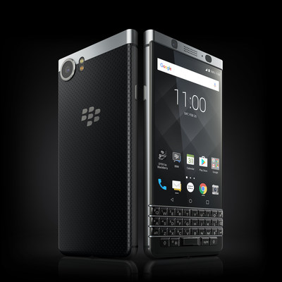 BlackBerry KeyOne Launches In The US Today