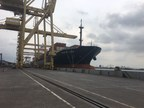 Star of Luck in Semarang Port (PRNewsfoto/Gold Star Line Ltd.)