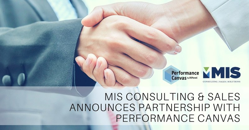 MIS Consulting & Sales partners with Performance Canvas to offer a complete Corporate Performance Management solution for medium to large organizations with simple or complex business needs.