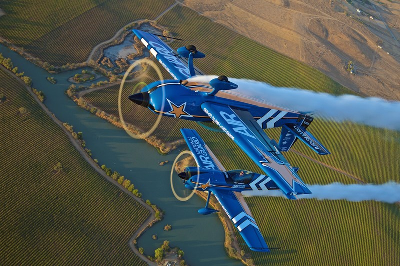 New Company Brings Private Airshows to the World of Corporate Meetings and Events