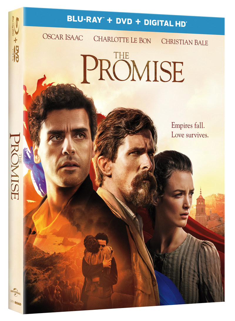 From Universal Pictures Home Entertainment: The Promise