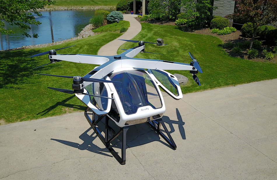 After 78 years, the helicopter has been reinvented by Workhorse Group, Inc.