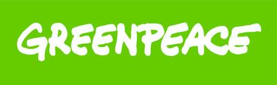 Logo : Greenpeace (Groupe CNW/Greenpeace)