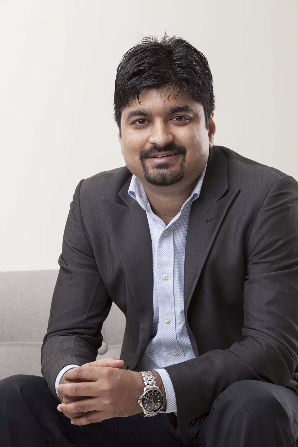 Shashank Dixit, CEO, Deskera (PRNewsfoto/Deskera)