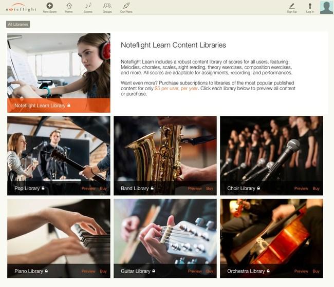 Noteflight, a Hal Leonard Company