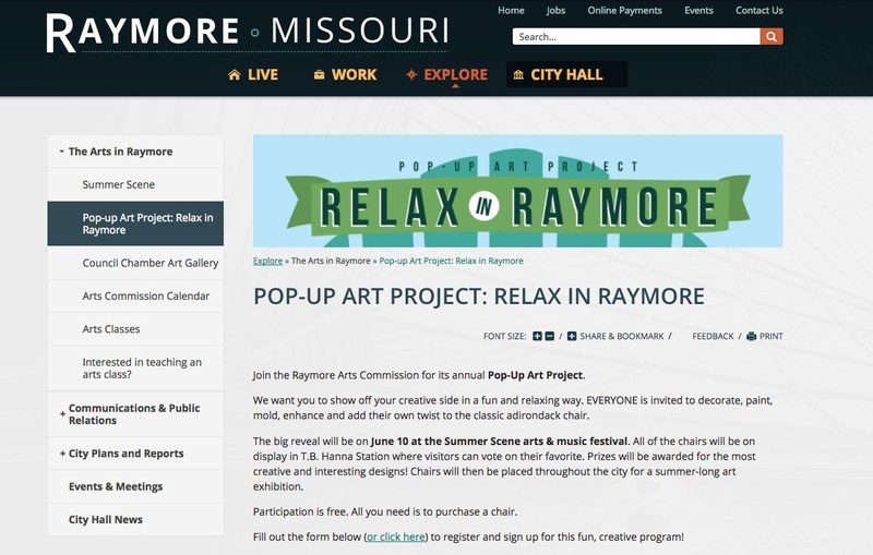 With the demand for easy-to-use, mobile-friendly websites at an all-time high, Vision helps cities like Raymore, Mo. adapt to the changing expectations of tech savvy citizens.