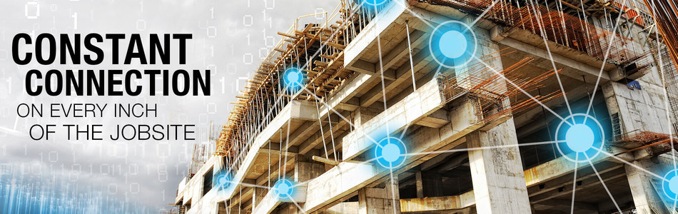 DEWALT announces the new age of jobsite connectivity with its unprecedented effort to make building more efficient through digital solutions. Over the coming months, DEWALT will launch a fully connected system, including WiFi mesh network and, later, an Internet of Things platform, to enhance productivity, profitability, and safety on the jobsite.