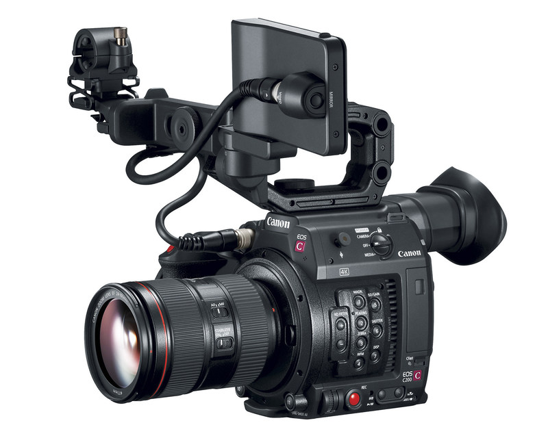 Canon Cinema EOS C200 Digital Cinema Camera