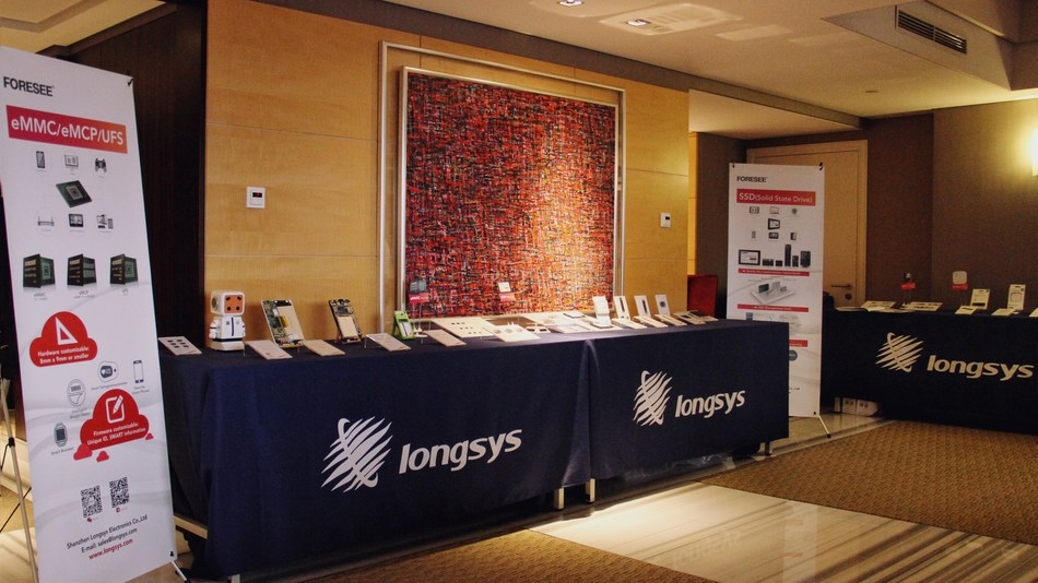 Longsys Products Showcase