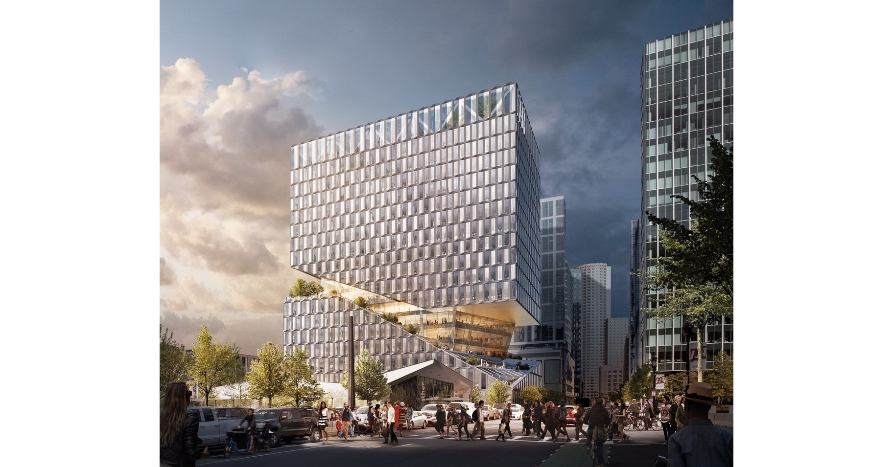 WS Development Engages World-Class Architecture Firm OMA ...