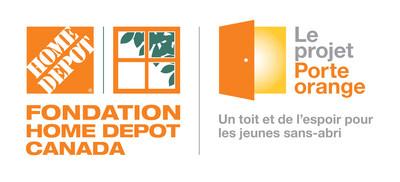La Fondation Home Depot Canada s'engage à contribuer à la prévention et à l'élimination de l'itinérance chez les jeunes au Canada. (Groupe CNW/The Home Depot of Canada Inc.)