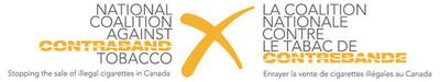 Logo: National Coalition Against Contraband Tobacco (NCACT) (CNW Group/National Coalition Against Contraband Tobacco (NCACT))