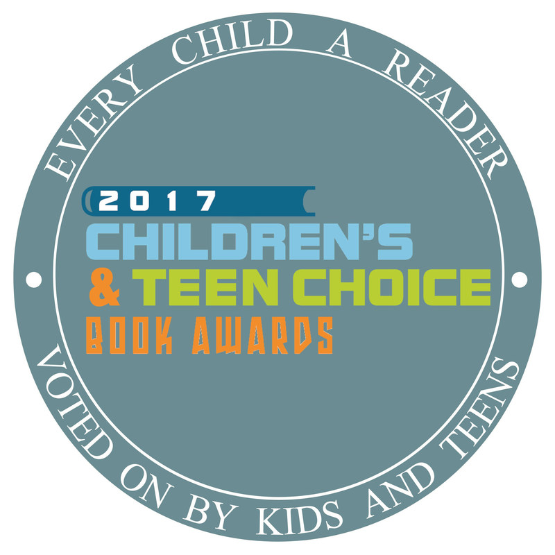 2017 Children's & Teen Choice Book Awards Seal