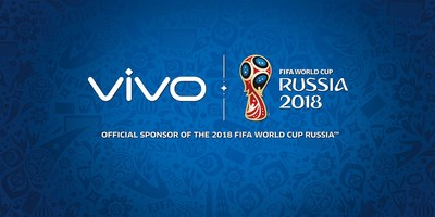 Vivo devient le commanditaire officiel des Coupes du monde 2018 et 2022 de la FIFA (PRNewsfoto/Vivo)
