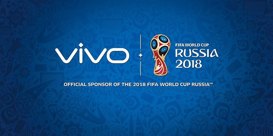 Vivo se torna a patrocinadora oficial das Copas do Mundo da FIFA de 2018 e de 2022 (PRNewsfoto/Vivo)