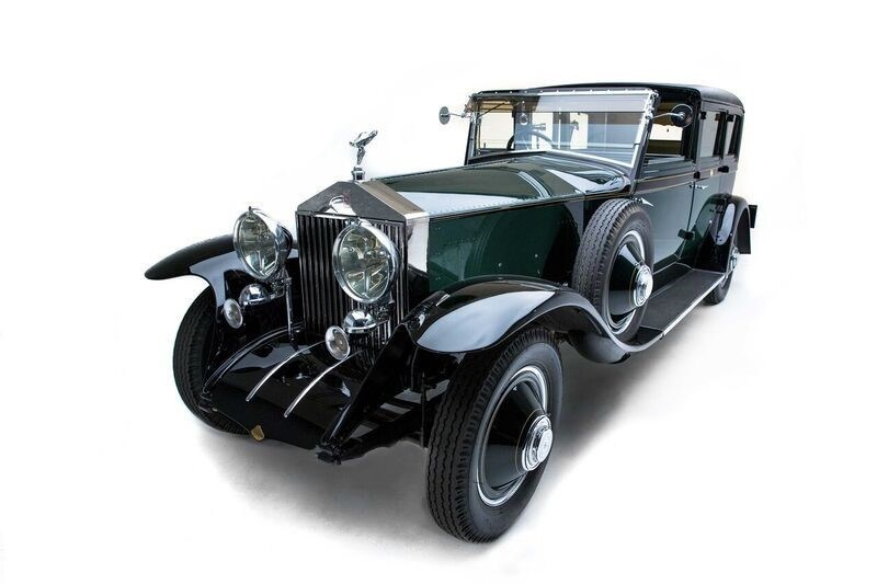 At the end of July, 'The Great Eight Phantoms', a Rolls-Royce Exhibition, will gather together the greatest Phantoms from the last 92 years in Mayfair, London. The Exhibition will welcome the next generation of this most celebrated luxury item to be revealed on July 27. The first story will chronicle 'The Fred Astaire Phantom I' on loan from the collection at the Petersen Automotive Museum in Los Angeles.