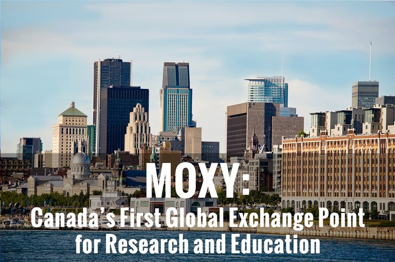 New exchange in Montreal will strengthen the critical global communications network serving research and education (CNW Group/CANARIE Inc.)