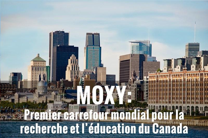 En devenant une plaque tournante, Montréal consolidera le réseau de communication mondial indispensable à la recherche et à l'éducation (Groupe CNW/CANARIE Inc.)
