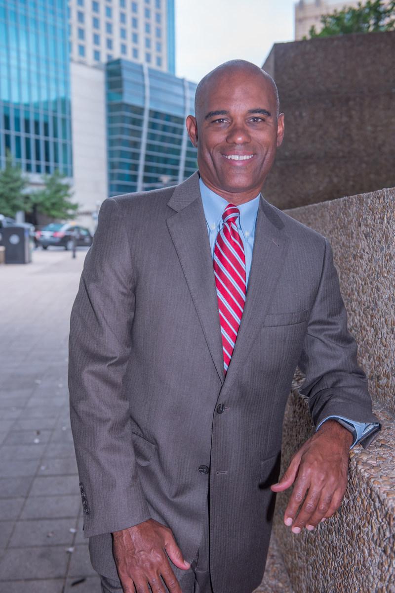 Professor Thomas Mitchell, Texas A&M University School of Law. Photo credit: Doug Thurman.