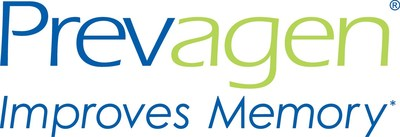 Prevagen - Improves Memory - official logo (PRNewsfoto/Quincy Bioscience)