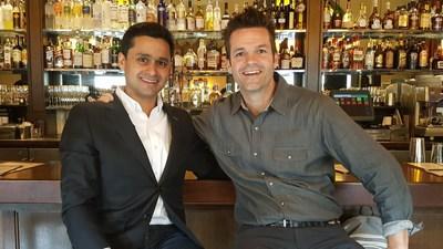 Nadim Hossain and Chris Mann