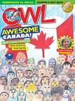 OWL Magazine June 2017 Cover (CNW Group/OWL Magazine)