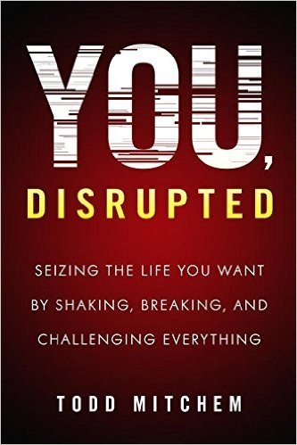 YOU DISRUPTED BOOK COVER