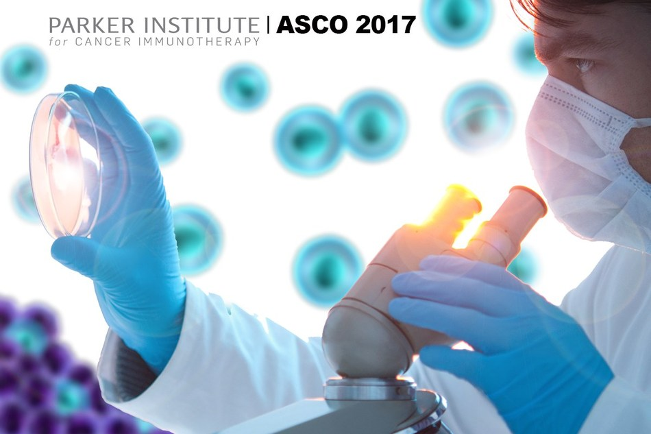 Parker Institute for Cancer Immunotherapy researchers will present new data at the 2017 ASCO conference in Chicago, June 2-6.