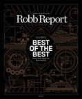 Robb Report Unveils Brand Refresh on the Heels of Partnership with PMC