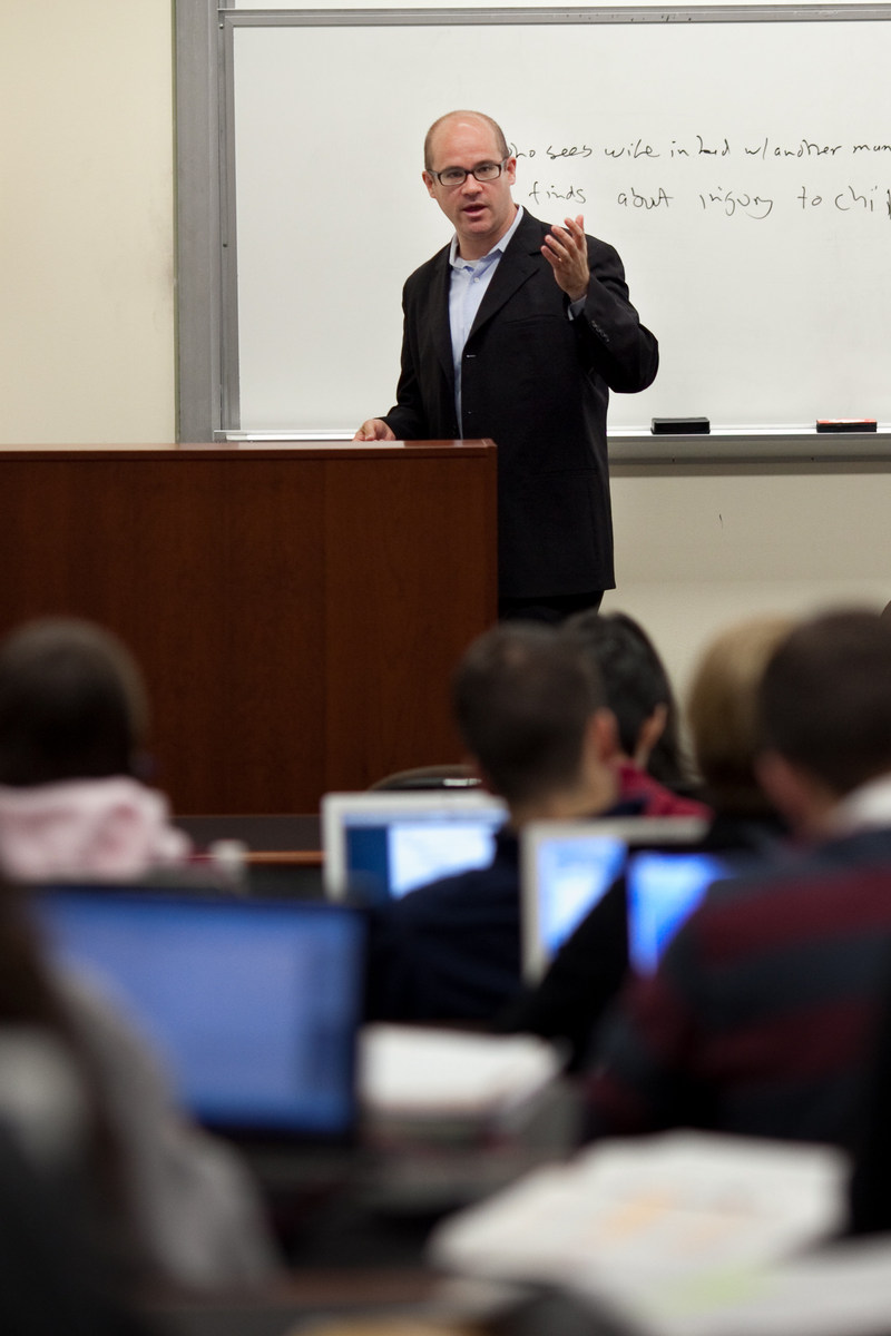 Orin Kerr, a leading authority on internet surveillance, is joining USC law