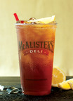 McAlister's Deli® Celebrates National Iced Tea Month With Ninth Annual Free Tea Day And Giveaways
